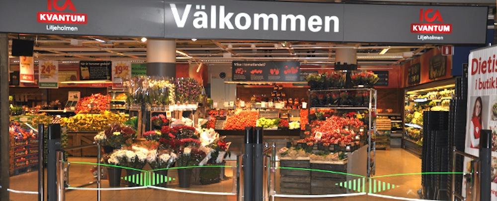 Ica i Liljeholmen. Foto: Ica.