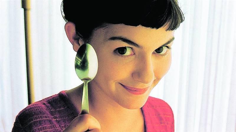 Franska skådespelerskan Audrey Tatou.